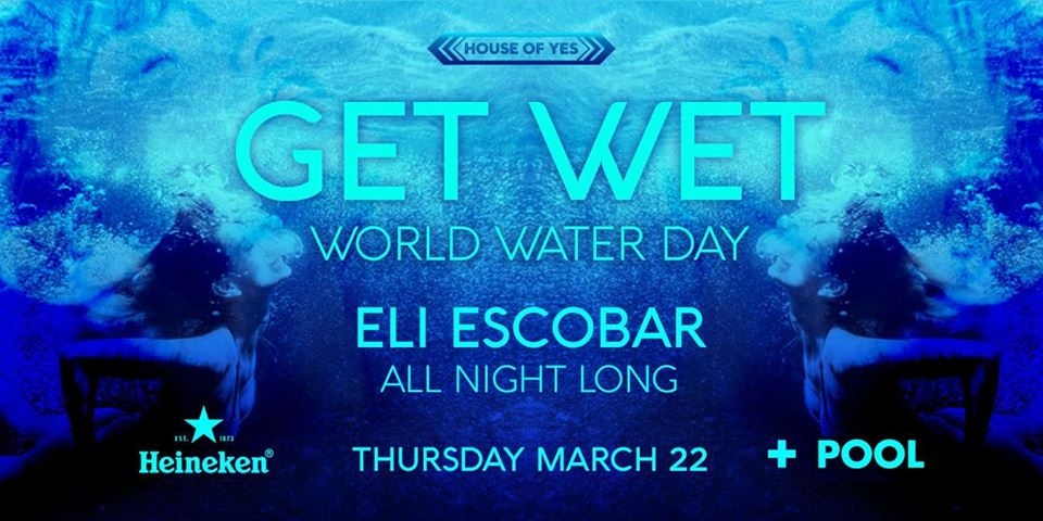 Get Wet: + POOL Party @House of Yes